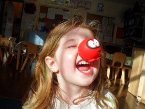 Red nose anyone?